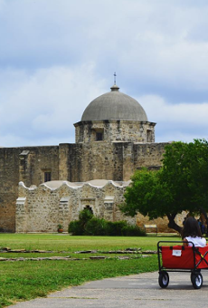 The San Antonio Missions are among the parks and natural sites funded by the federal Land and Water Conservation Fund.