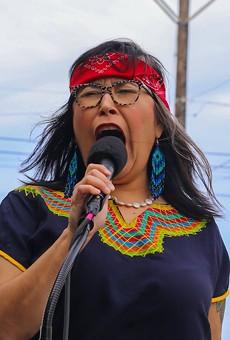 Chicana Writer Marisela Barrera's One-woman Show Tejana Rasquacha Posts Up at Jump-Start Theater This Weekend