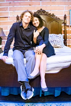 Unconventional Rom-com Production Opens at Public Theater of San Antonio This Weekend