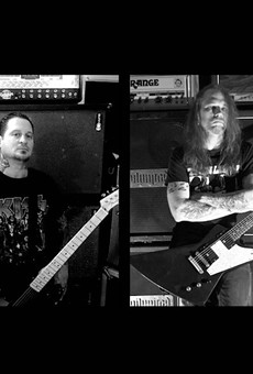 San Antonio's Thunder Horse Brings Doom Metal and Vinyl Release Party to Amp Room