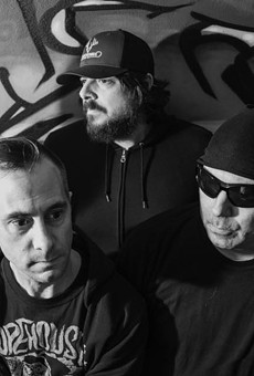 Industrial, Metal Outfit Skatenigs Has Your New Year's Eve Plans Covered with Guillotine Show