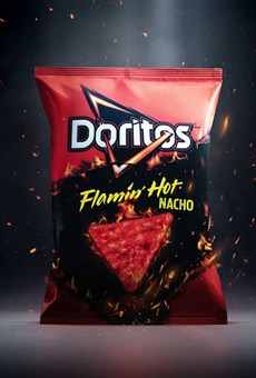 Flaming Hot Doritos Released Nationwide But Somehow Not Yet in San Antonio
