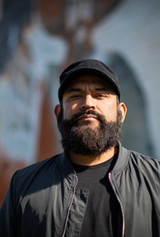 Marco Cervantes aka Mexican Stepgrandfather (Mexstep) is a rapper and director of UTSA's Mexican-American studies program.