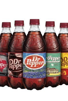 Dr Pepper Starts Petition to Become Official Soft Drink of Texas
