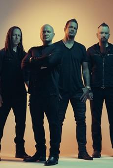 Nu-metal's Disturbed Coming to Rock the Alamodome