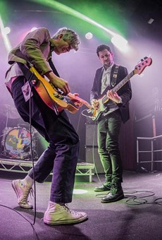 Dancy Indie Pop Dudes We Are Scientists Return to San Antonio in April