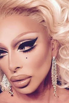 The Ice Queen Cometh: Emmy-nominated Drag Race Star Raven Brings Her Dramatic Act to San Antonio's Main Strip