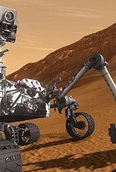 NASA Engineer Will Guide You Through 'Exploring Mars' at Tobin Center Event