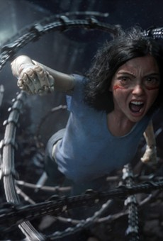 Alita: Battle Angel Lacks a Meaningful Script, But It's a Glorious Spectacle Nonetheless