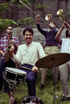 Grammy-nominated Sammy Miller and the Congregation Set up at Jazz, TX for Two-night Stay