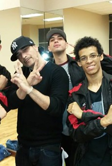 Underground Breakdancing Crew in San Antonio Making Moves in Emerging Hip-hop Scene