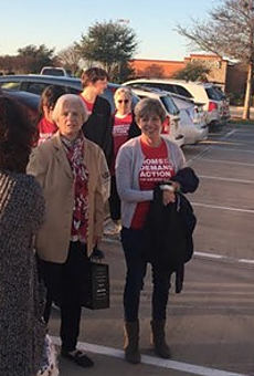 Parents and Gun Violence Survivors Lobby Texas Legislature for a Red Flag Law