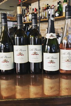 Periphery Hosting Special Paired Dinner with McPherson Cellars