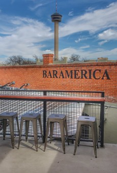 Bar America Unveils Rooftop Patio, New Mural After Remodel