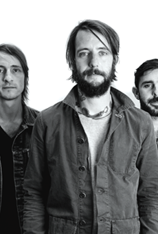Band of Horses Riding to San Antonio For Aztec Theatre Show