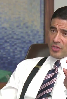 Former Bexar County District Attorney Nico LaHood Placed On State Bar Probation for Threats in Judge's Chambers