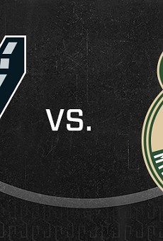 Spurs Take On the Milwaukee Bucks at AT&T Center
