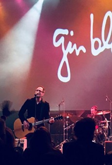 The Gin Blossoms perform Friday night at the Aztec Theatre.