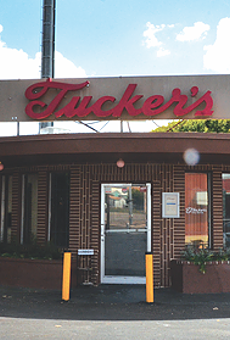 Don't Worry, Tucker's is Reopening Soon