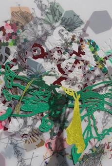 San Antonio Artist Leigh Anne Lester Investigates an Uncertain Future with Exhibition of 'Evolutionary Novelties'