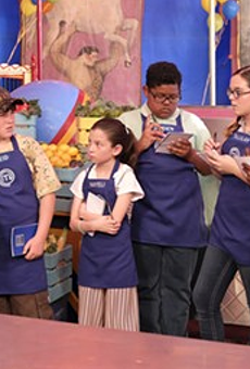 Two San Antonio Chefs Pass First Round of MasterChef Junior