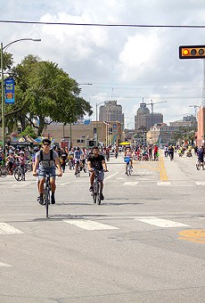 Síclovía's Spring Ride to Activate Route Stretching From Southtown to Mission Concepción