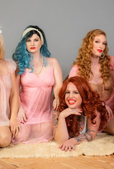 Stars and Garters Burlesque Teams With Retro Jazz Act Ruby Alexander and the Bonafide Playboys for Shimmy and Shake