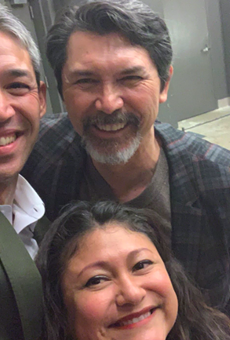 San Antonio Mayor Ron Nirenberg and Actor Lou Diamond Phillips Are Friends, Apparently
