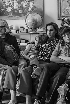 Mexican Cultural Institute Hosting Special Screening of Alfonso Cuarón's Roma