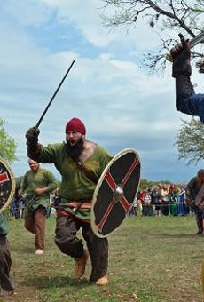 20th Anniversary of San Antonio Highland Games and Celtic Music Festival Happening This Weekend