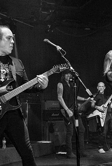 Metal Supergroup South Texas Legion Playing Sendoff Show at Limelight Ahead of German Festival Performance