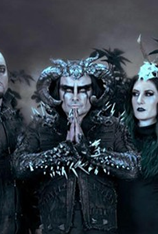 Get Your Metal Fix and Stop By the Aztec for Cradle of Filth's Show