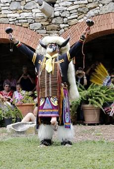Cactus Blossom Mission Heritage Dinner Celebrates Native American Culture, Food