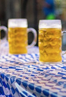 Krause's Cafe Hosting German Stein-Holding Contest Series with Chance to Win Big Prizes