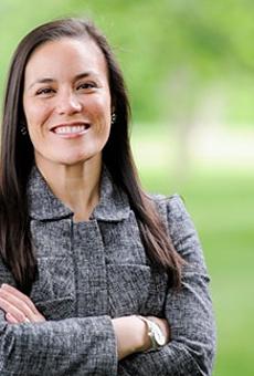 Gina Ortiz Jones Gunning for Will Hurd's Congressional Seat Again in 2020