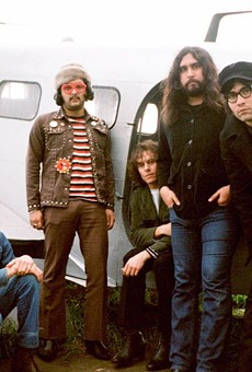 Psych-Rockers Mystic Braves Return to San Antonio