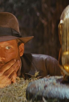 TPR's Cinema Tuesdays Kicks Off with Screening of Raiders of the Lost Ark