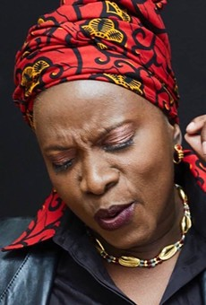 Incredibly Talented Angélique Kidjo Coming to San Antonio for Intimate Performance