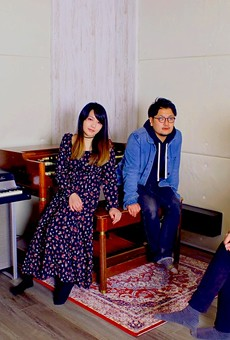 Japan's TAMIW Playing Free Jandro's Show on Friday Night
