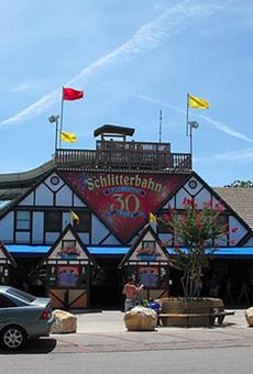 Schlitterbahn's New Braunfels location