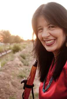 Poet, Musician and Activist Joy Harjo Named the First Native American U.S. Poet Laureate
