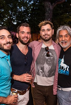 AARC, LGBTQ-Friendly Spot La Botanica Team Up for Pride Night Party (2)