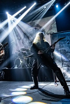 Death Metal Giants Immolation Head to San Antonio With Blood Incantation This October