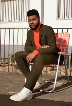 R&B Star Khalid Stopping By AT&T Center for Free Spirit Tour