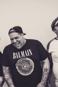 Smoke Two Joints and Watch Sublime with Rome When They Hit Texas in August
