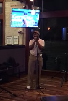 Khalid Stopped By BBQ Restaurant, Performed Karaoke Ahead of San Antonio Show