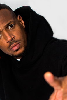 Legend Marlon Wayans Setting Up at Laugh Out Loud This Weekend