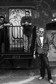 Billy Bob Thornton & the Boxmasters Bring Rock 'N' Roll, Hillbilly Swing to Gruene Hall
