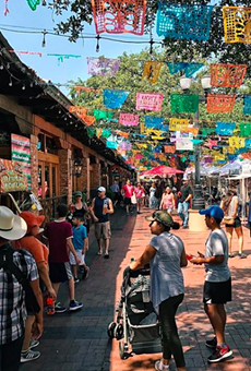 Historic Market Square to Feature Cumbia Bands, Rock Bands During Primer Sabado This Weekend