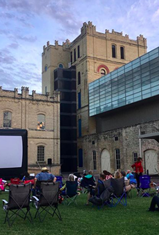"""Catch a free movie screening courtesy of Slab Cinema Multiple locations, slabcinema.com While you can catch a free movie from various venues and organizations, the traveling outdoor screen from Slab Cinema is definitely the most reliable, often and super fun at that. And with Coco, Hocus Pocus, La Bamba (""""RITCHIE!""""), The Breakfast Club, Black Panther and Nightmare Before Christmas on schedule, you're bound to have a blast. Don't forget the blankets or lawn chairs for ultimate comfort. Photo via Instagram / slabcinema"""